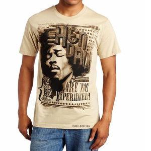 Jimi Hendrix Eperience London T-Shirt L NWT